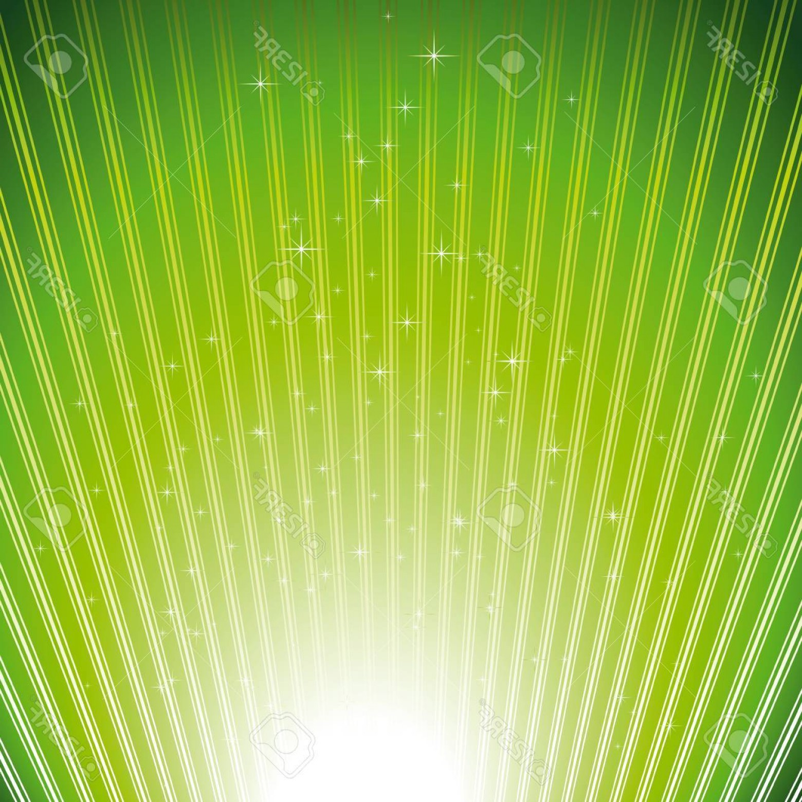 Green light ray jpeg clipart graphic library library Green Light Burst Vector   lamaison graphic library library