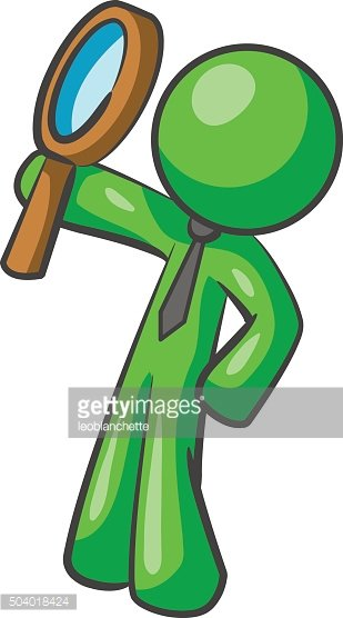 Green man images clipart svg royalty free stock Green Man Magnifying Glass Looking UP premium clipart - ClipartLogo.com svg royalty free stock