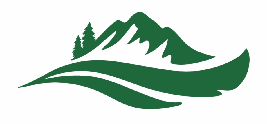 Green mountain clipart banner download Green Mountain Logo Free PNG Images & Clipart Download #1158020 ... banner download