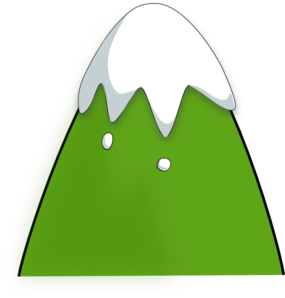 Green mountain clipart png library stock Green Mountain clip art | Clipart Panda - Free Clipart Images png library stock
