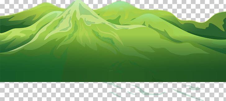 Green mountain clipart clip art free library Green Mountain PNG, Clipart, Background Green, Cartoon, Decorative ... clip art free library