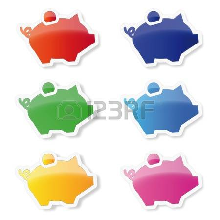 Green piggy bank clipart jpg freeuse library 32,889 Piggy Bank Cliparts, Stock Vector And Royalty Free Piggy ... jpg freeuse library