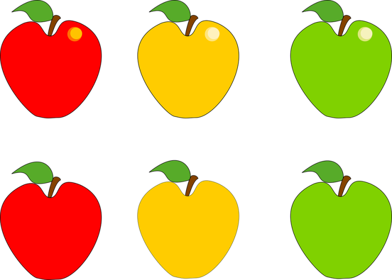Green red yellow apple clipart graphic transparent stock yellow apple clipart - OurClipart graphic transparent stock