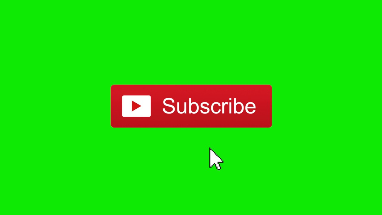 Green screen clipart video graphic library download SUBSCRIBE ANIMATION | Green screen FREE DOWNLOAD graphic library download