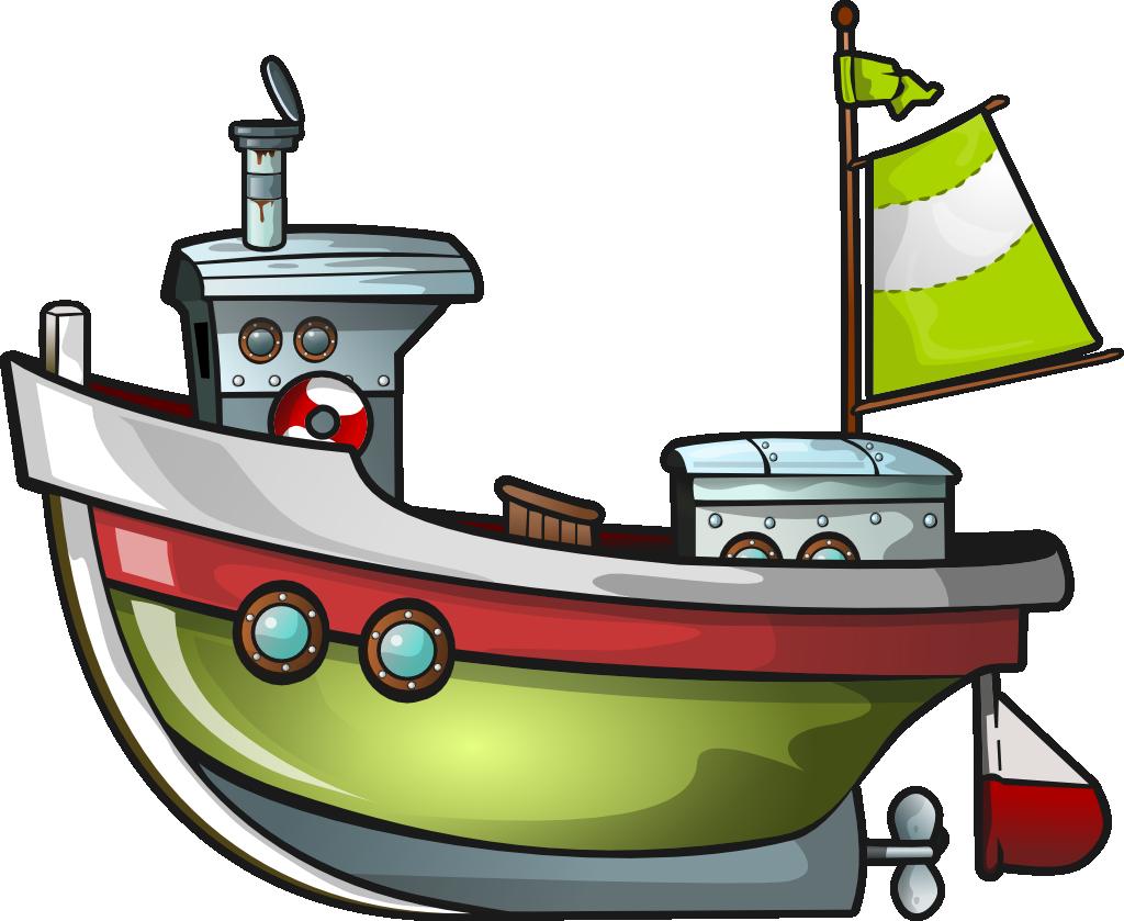 Green ship clipart jpg black and white stock Pink ship clipart - ClipartAndScrap jpg black and white stock