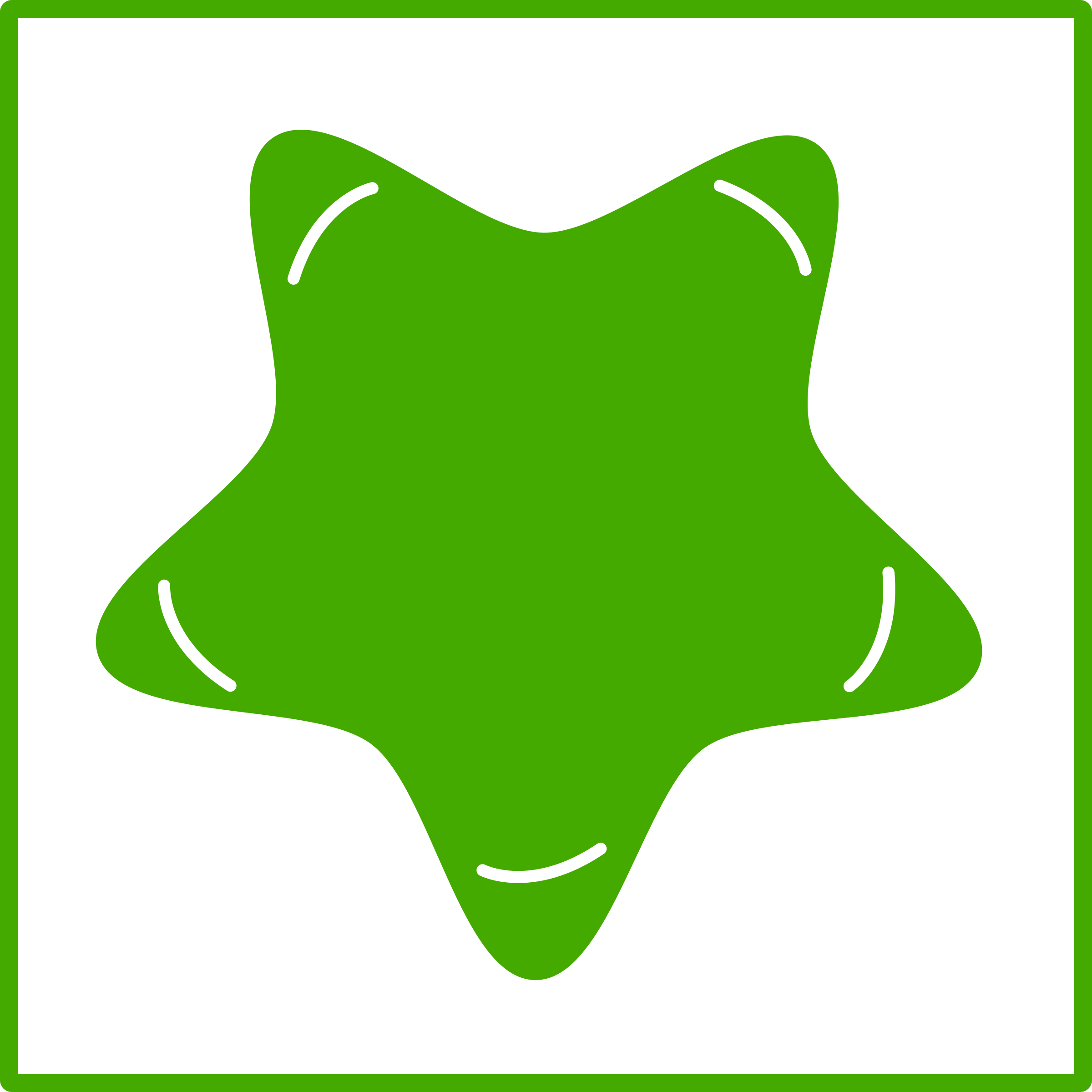 Green star clipart jpg library download Clipart - eco green star icon jpg library download