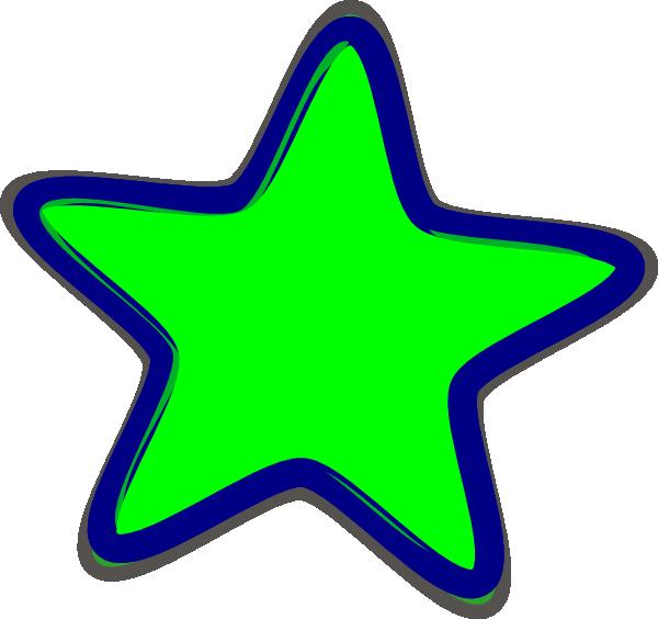Green star clipart clipart library library Greenstar Clip Art at Clker.com - vector clip art online, royalty ... clipart library library