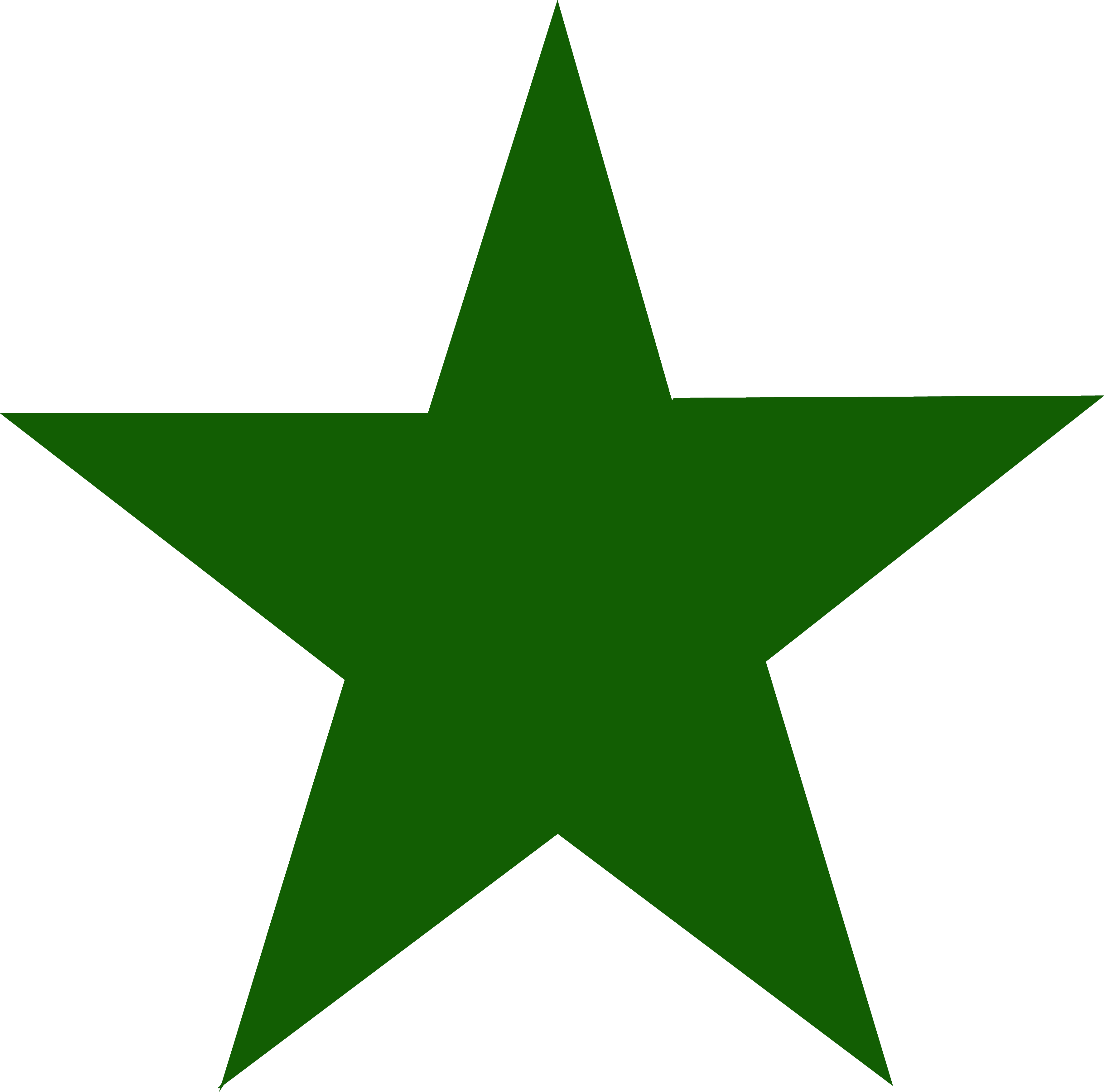Green star clipart svg black and white library 28+ Collection of Green Star Clipart | High quality, free cliparts ... svg black and white library