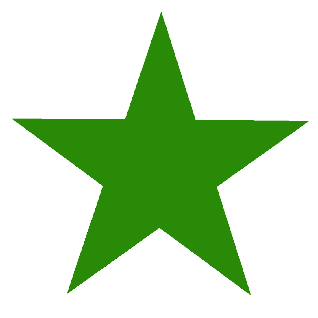 Green star clipart image transparent library Green Star PNG Image - PurePNG | Free transparent CC0 PNG Image Library image transparent library