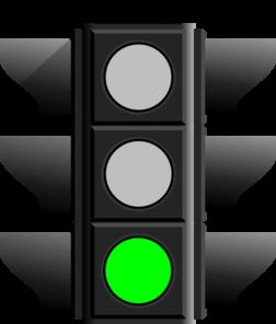 Green stoplight clipart jpg download Green Traffic Light Clip Art at Clker.com - vector clip art online ... jpg download