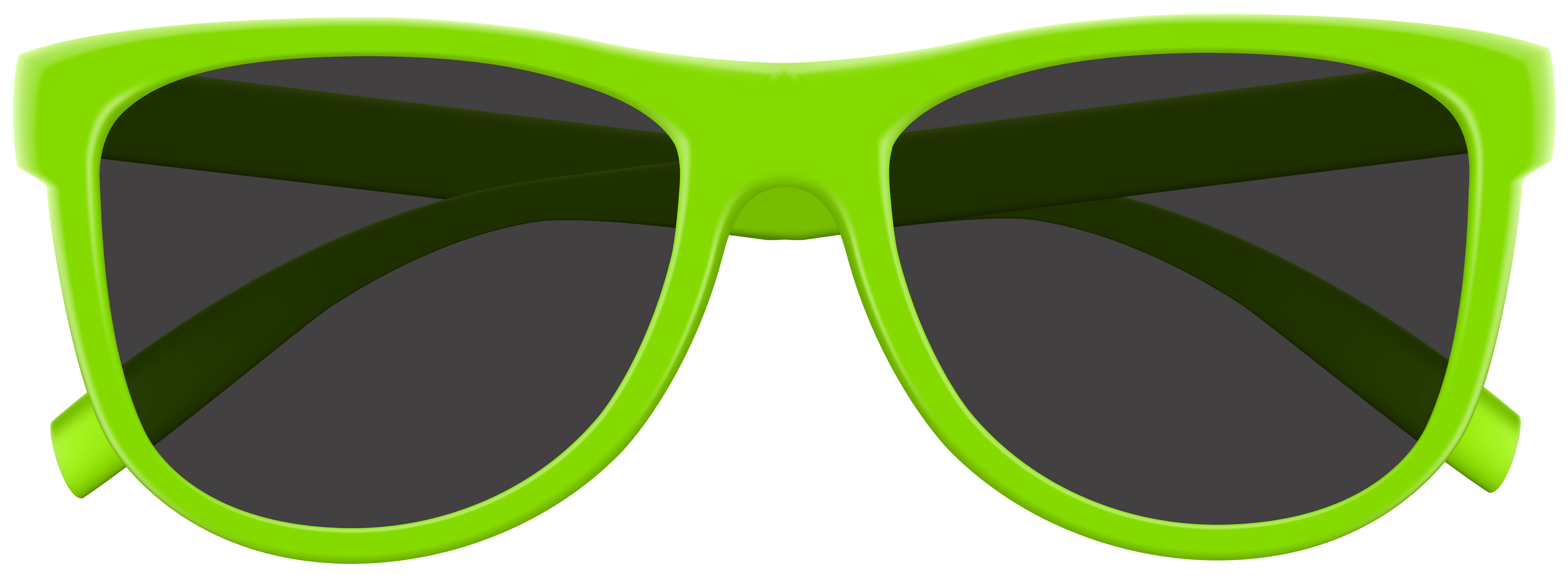 Green sun glasses clipart banner freeuse download Green Sunglasses PNG Clip Art Image | Gallery Yopriceville - High ... banner freeuse download