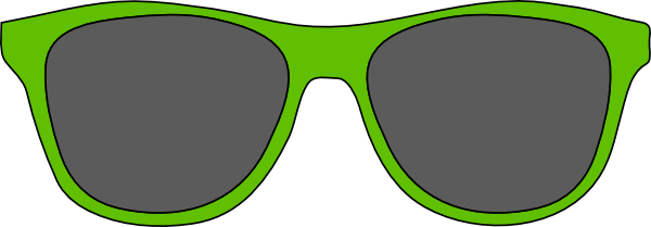 Green sunglasses clipart svg freeuse stock Green-sunglasses-clipart-free-clipart-images - Southern Lamps, Inc. svg freeuse stock