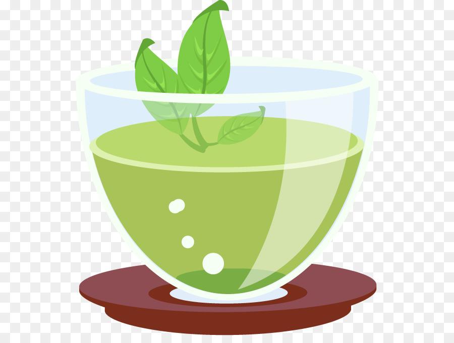 Green tea leaves clipart image transparent library Green Tea Leaf png download - 600*665 - Free Transparent Tea png ... image transparent library