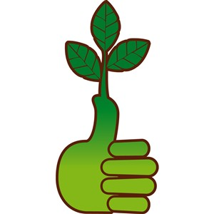 Green thumbs up clipart banner freeuse library Green thumb clipart - ClipartFest banner freeuse library