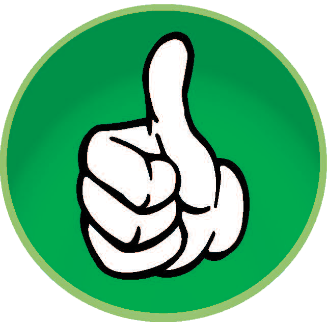 Green thumbs up clipart clipart library stock Can Thumbs Up Clipart - Clipart Kid clipart library stock