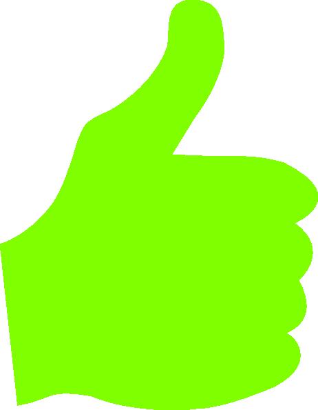 Green thumbs up clipart jpg library Thumbs Up Clip Art at Clker.com - vector clip art online, royalty ... jpg library