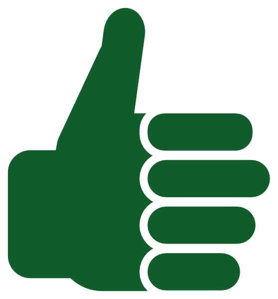 Green thumbs up clipart graphic Green Thumbup Clip Art at Clker.com - vector clip art online ... graphic