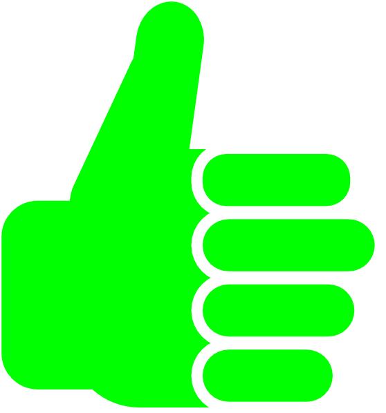 Green thumbs up clipart banner library download Thumbsup Clip Art at Clker.com - vector clip art online, royalty ... banner library download