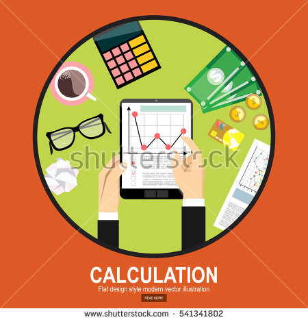 Green visor clerk clipart clip free stock Accountant Stock Photos, Royalty-Free Images & Vectors - Shutterstock clip free stock