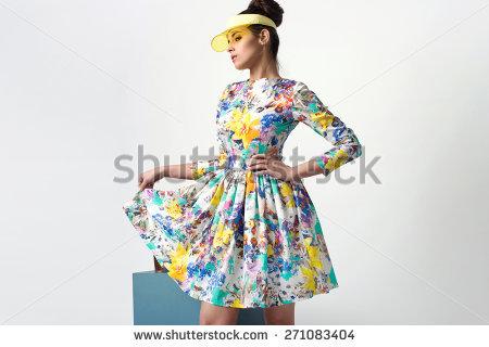 Green visor clerk clipart jpg library Plastic Dress Stock Photos, Royalty-Free Images & Vectors ... jpg library