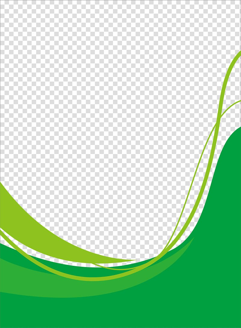Green wave clipart png freeuse download Template, Poster template, green wave template transparent ... png freeuse download