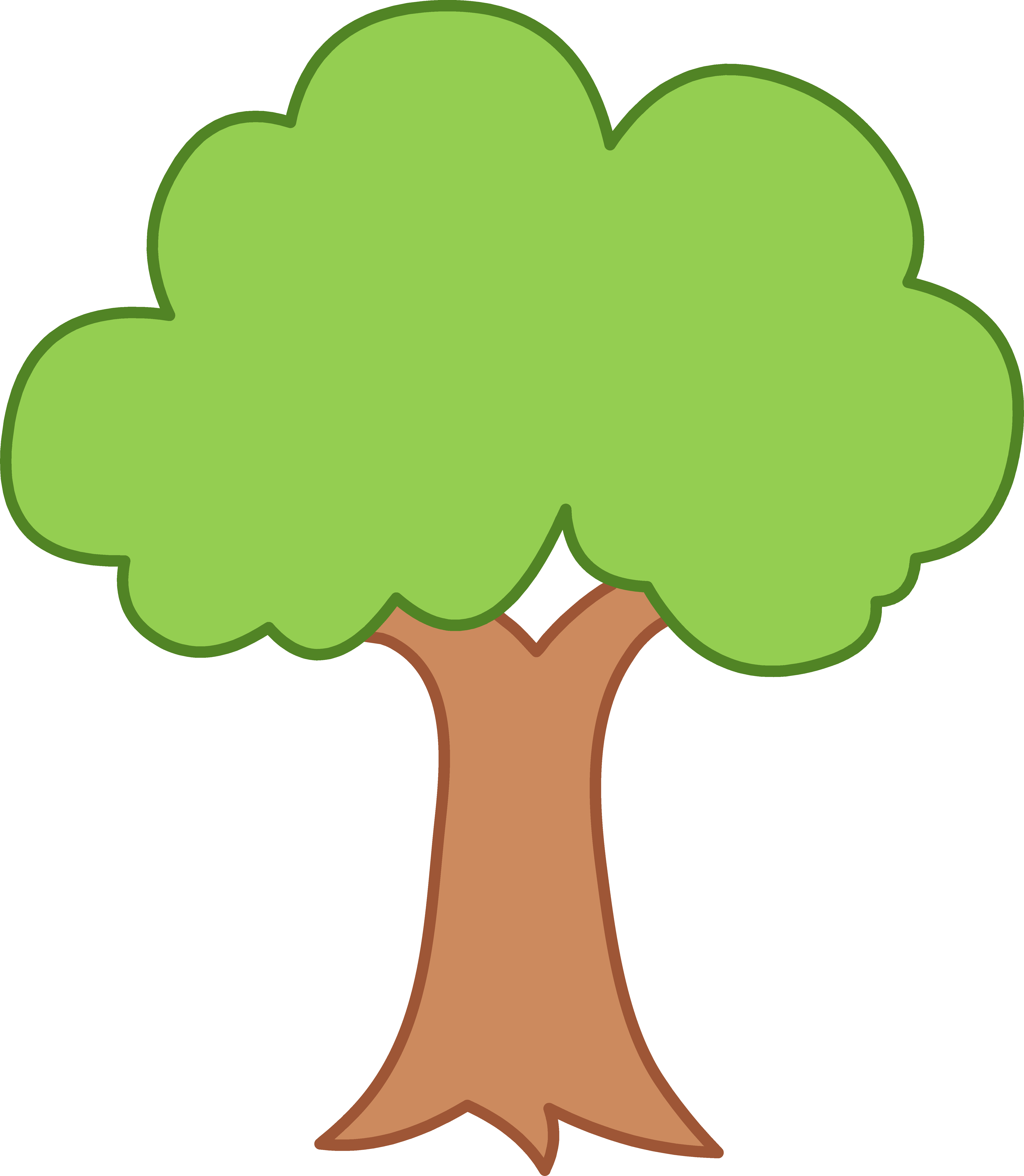 Greentree clipart picture 35 green tree clipart. | Clipart Panda - Free Clipart Images picture