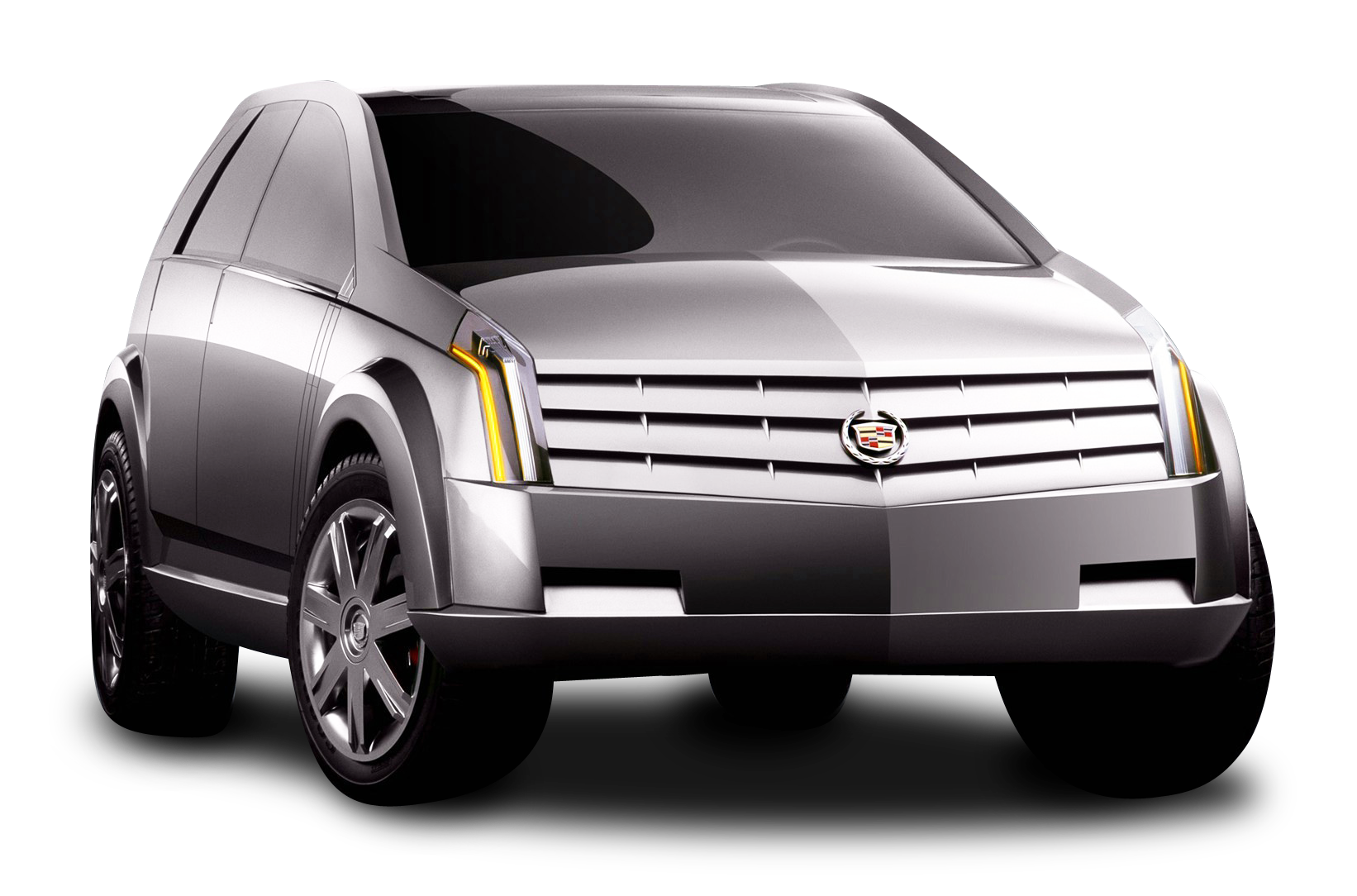 Grey car clipart picture free library Cadillac Vizon Grey Car PNG Image - PurePNG | Free transparent CC0 ... picture free library