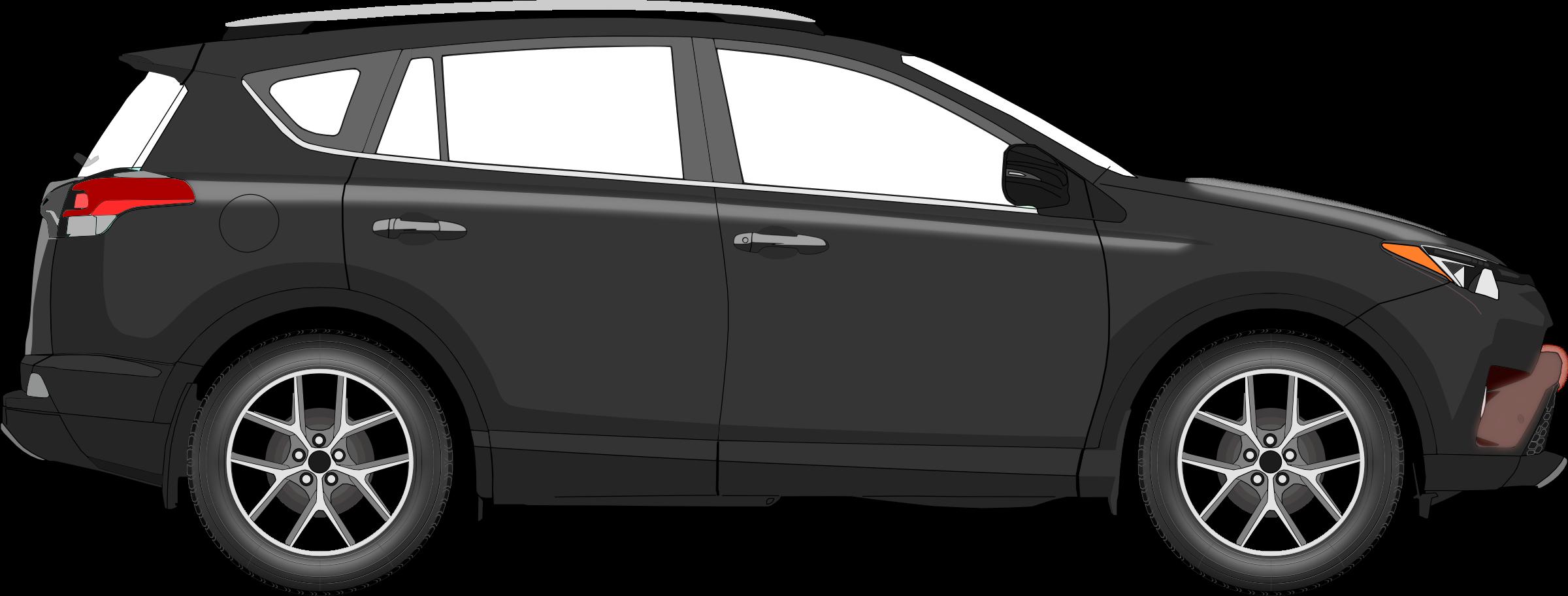 Grey car clipart picture transparent stock Clipart - Car 14 (grey) picture transparent stock