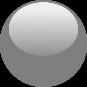 Grey circle clipart image black and white Bubble Grey Clip Art at Clker.com - vector clip art online, royalty ... image black and white