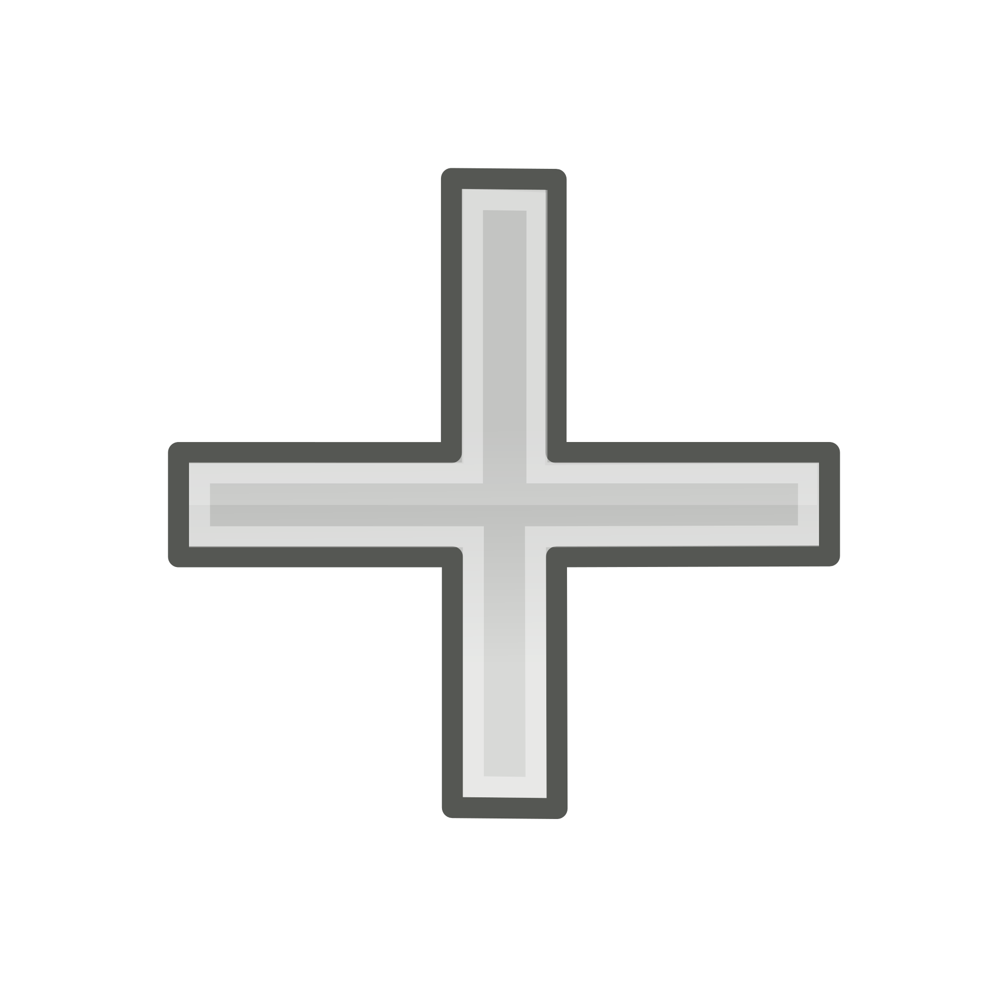 White cross clipart gif image free stock File:Gnome-list-add.svg - Wikimedia Commons image free stock