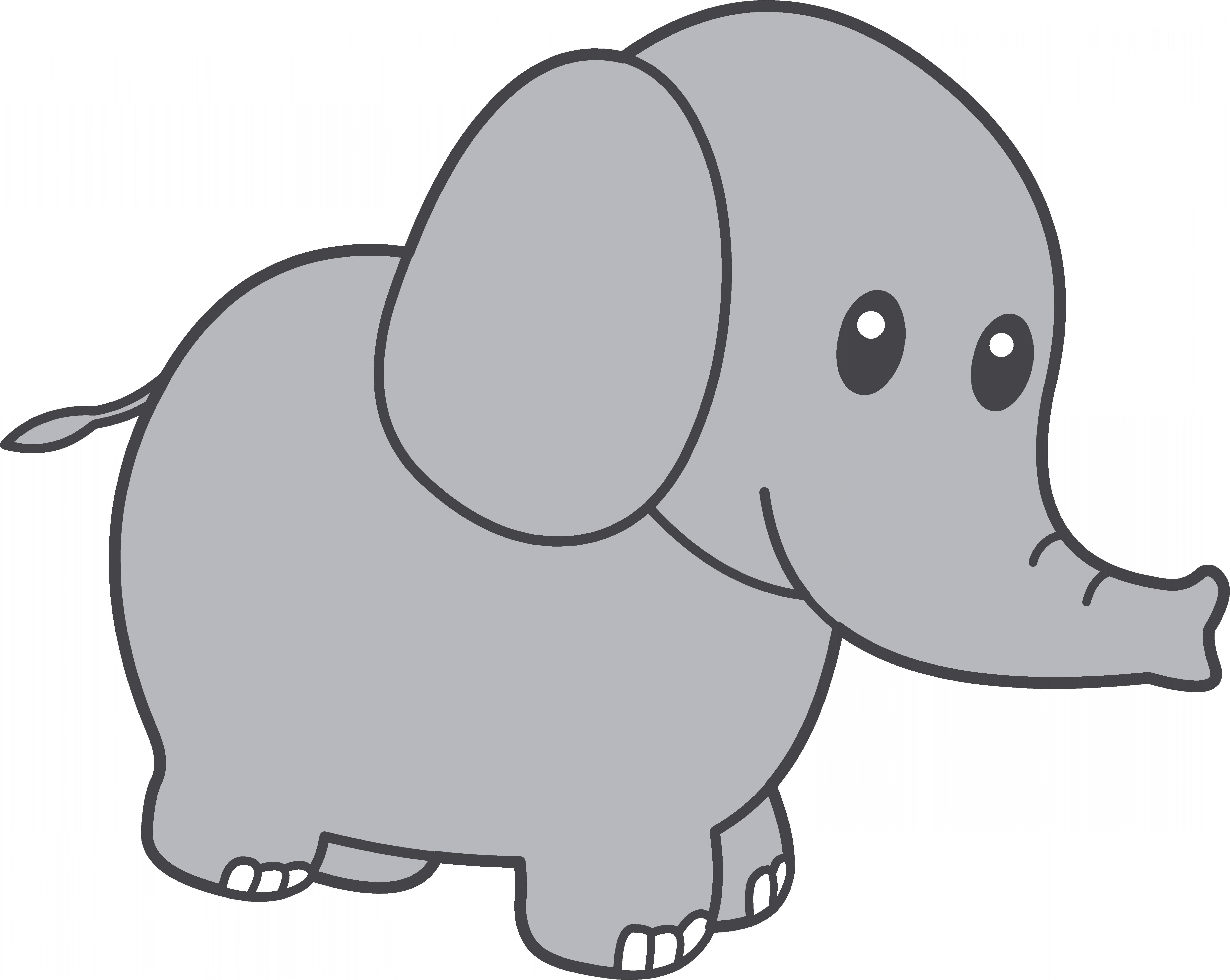 Grey elephant clipart jpg royalty free Baby Elephant Clipart The Cliparts Regarding Clip Art Free Cute ... jpg royalty free