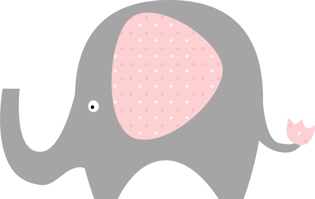 Grey elephant clipart png library Pictures Of Pink Elephants | Free download best Pictures Of Pink ... png library