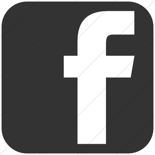 Grey facebook clipart vector freeuse library Social Media Facebook Square Icon » Style: Simple Dark Gray vector freeuse library