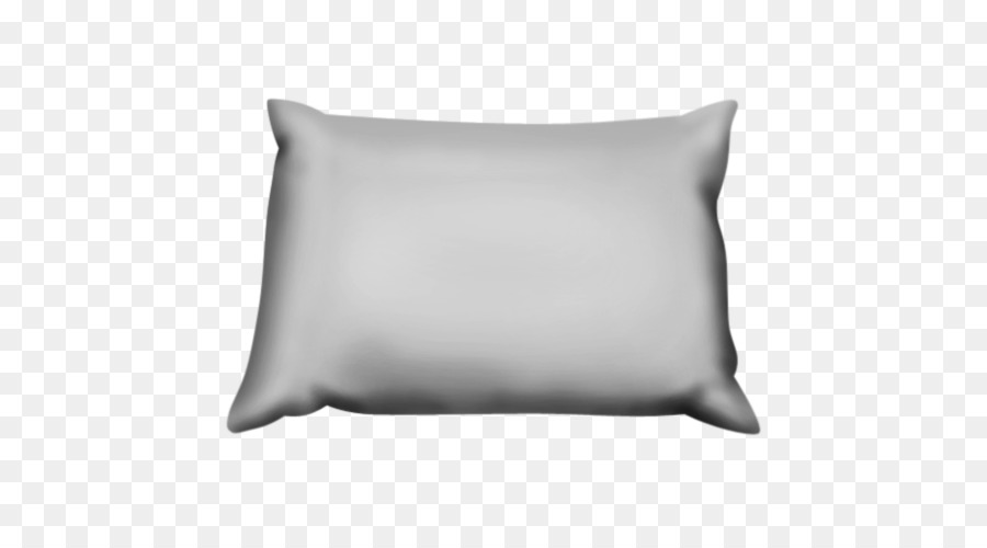 Grey pillow clipart graphic library library Bed Cartoon png download - 500*500 - Free Transparent Pillow png ... graphic library library