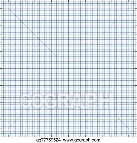 Graph paper clipart stock Vector Stock - Graph paper grid background. Clipart Illustration ... stock