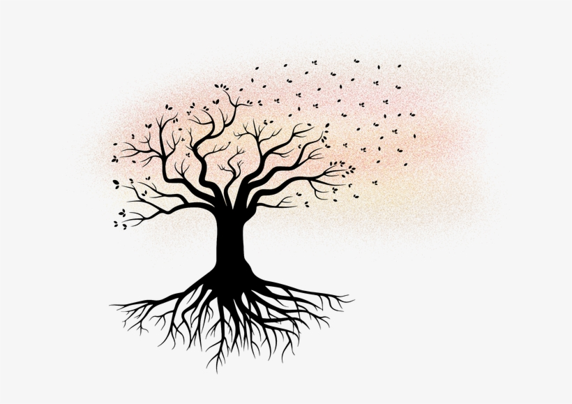 Grief and loss clipart picture stock Reflections On Grief And Loss - Family Tree Roots Clip Art - Free ... picture stock