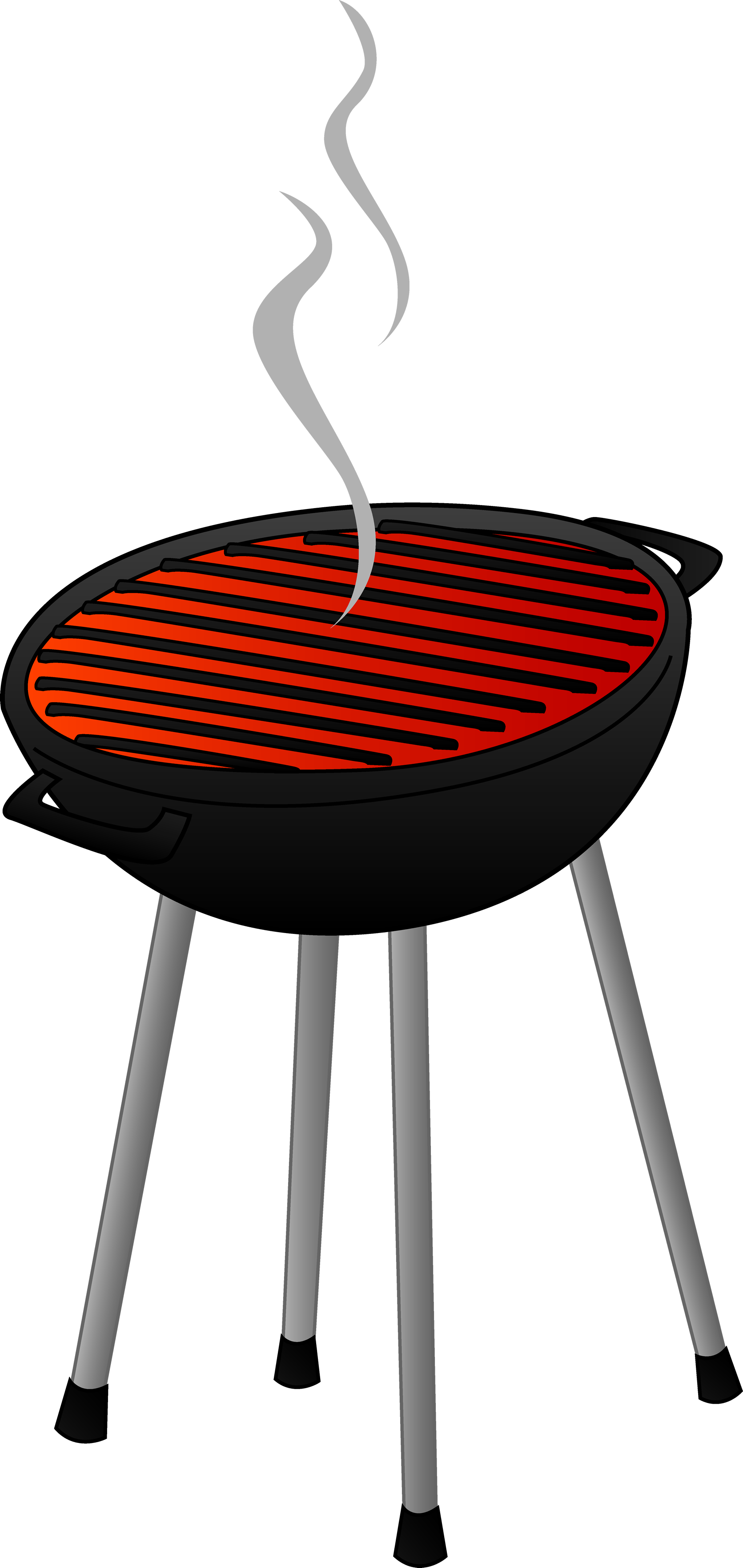 Grill clipart transparent background png black and white library Bbq transparent background clipart images gallery for free download ... png black and white library