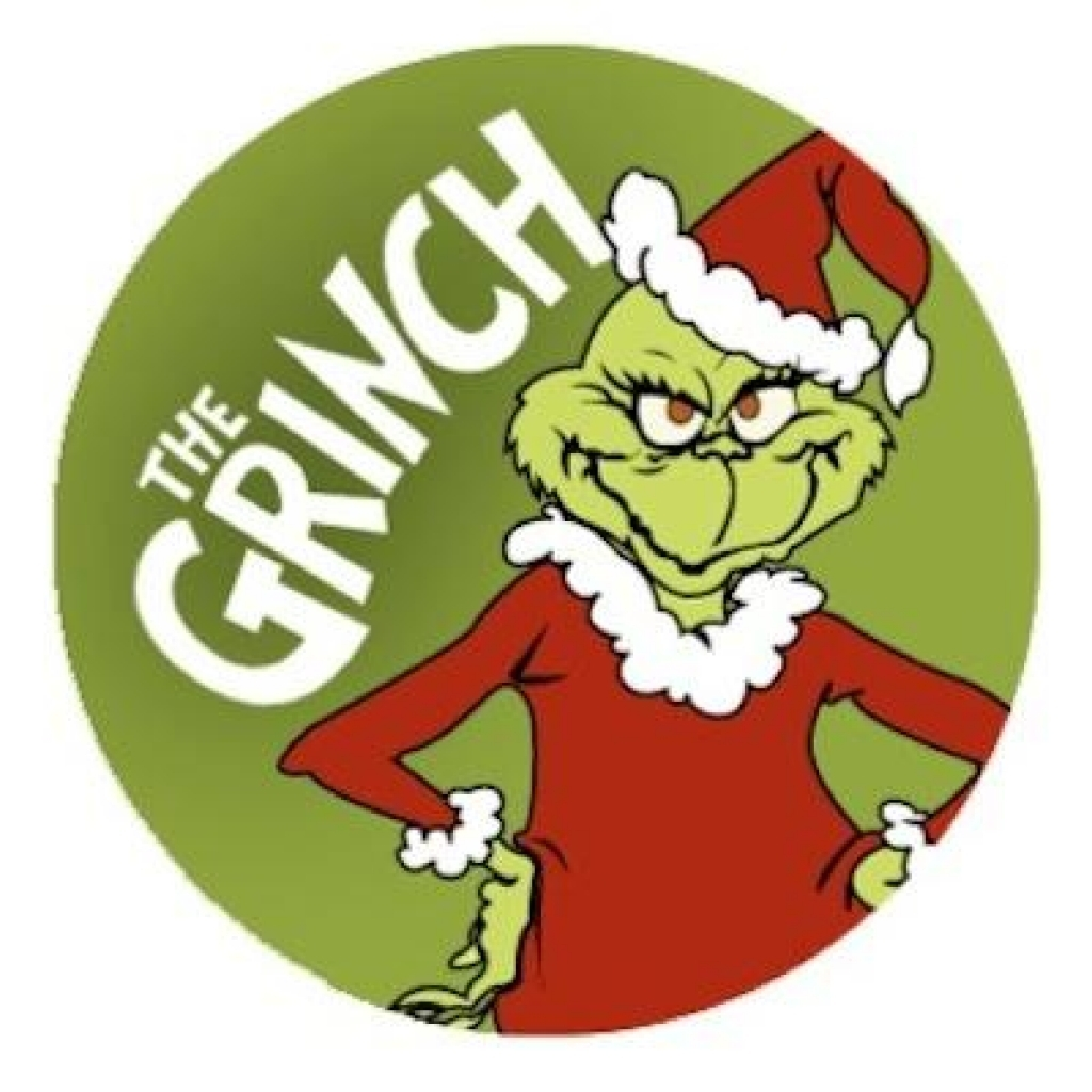 Grinch clipart holdikg coffee kug black and white picture transparent stock Grinch Clipart   Free download best Grinch Clipart on ClipArtMag.com picture transparent stock