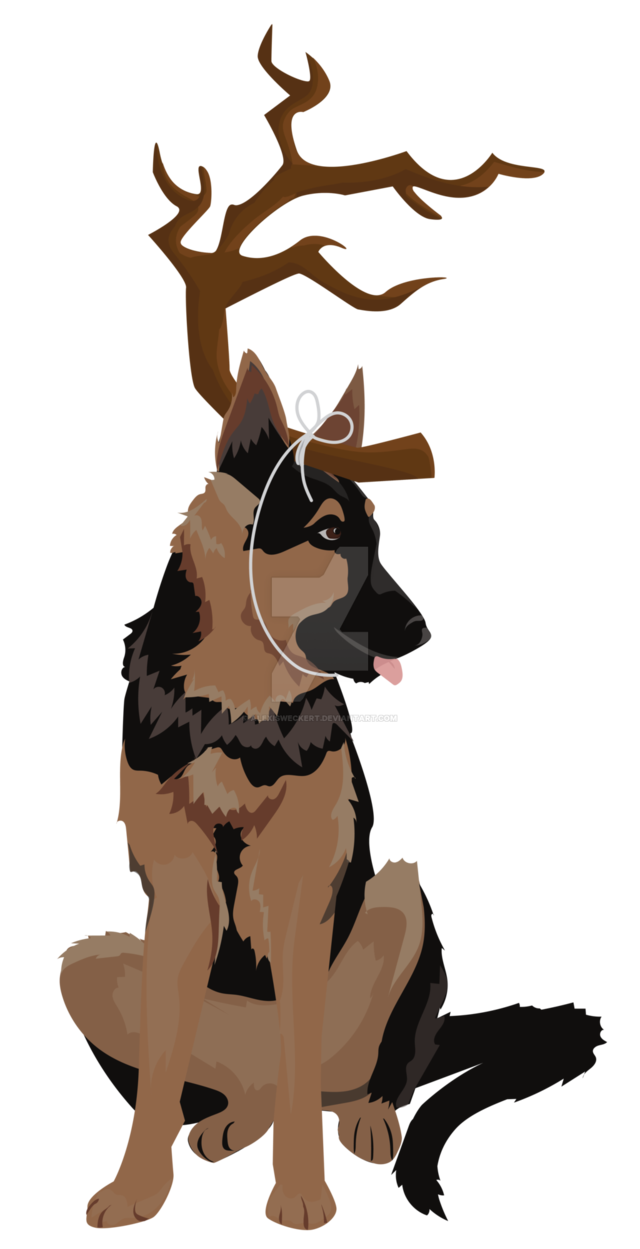 Grinch max clipart png freeuse German Shepherd as Max from The Grinch by alexisweckert on DeviantArt png freeuse