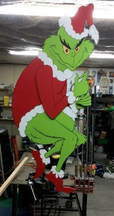 Grinch stealing christmas lights clipart jpg free library 7 Best Grinch Christmas Lights images in 2017 | Grinch christmas ... jpg free library