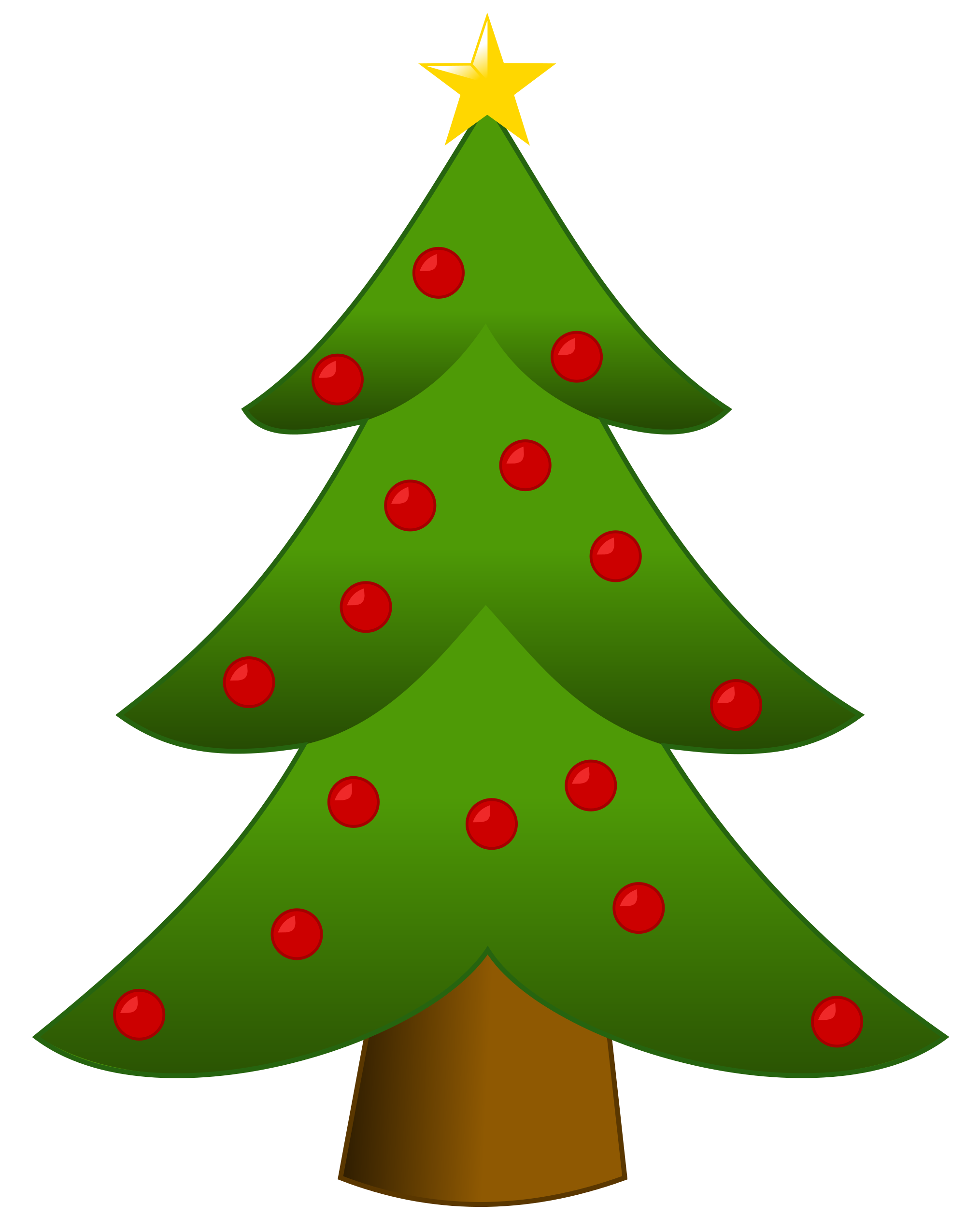 Grinch tree clipart image download Christmas Tree Clipart#4514905 - Shop of Clipart Library image download
