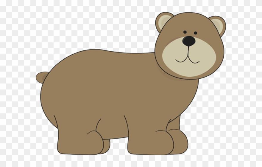 Woodland animal bear clipart vector library stock Grizzly Bear Clipart Woodland Bear - Grizzly Bear Clipart - Png ... vector library stock