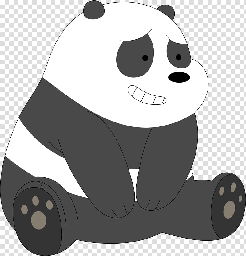 Grizzly bear from we bear bears clipart black and white jpg free stock Panda illustration, Giant panda Panda and Polar Bear Ice Bear ... jpg free stock