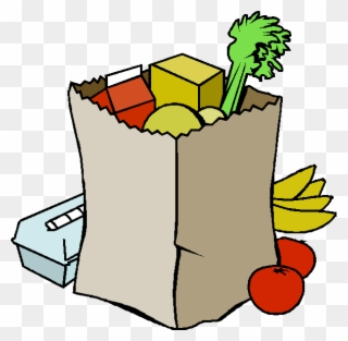 Grocery bag clipart picture transparent library Free PNG Grocery Bags Clip Art Download - PinClipart picture transparent library