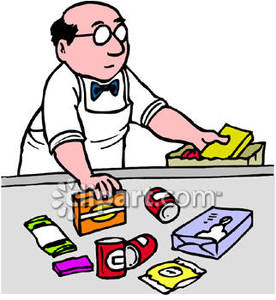 Grocery store clerk clipart picture library stock Store Clerk Clipart - Clipart Kid picture library stock