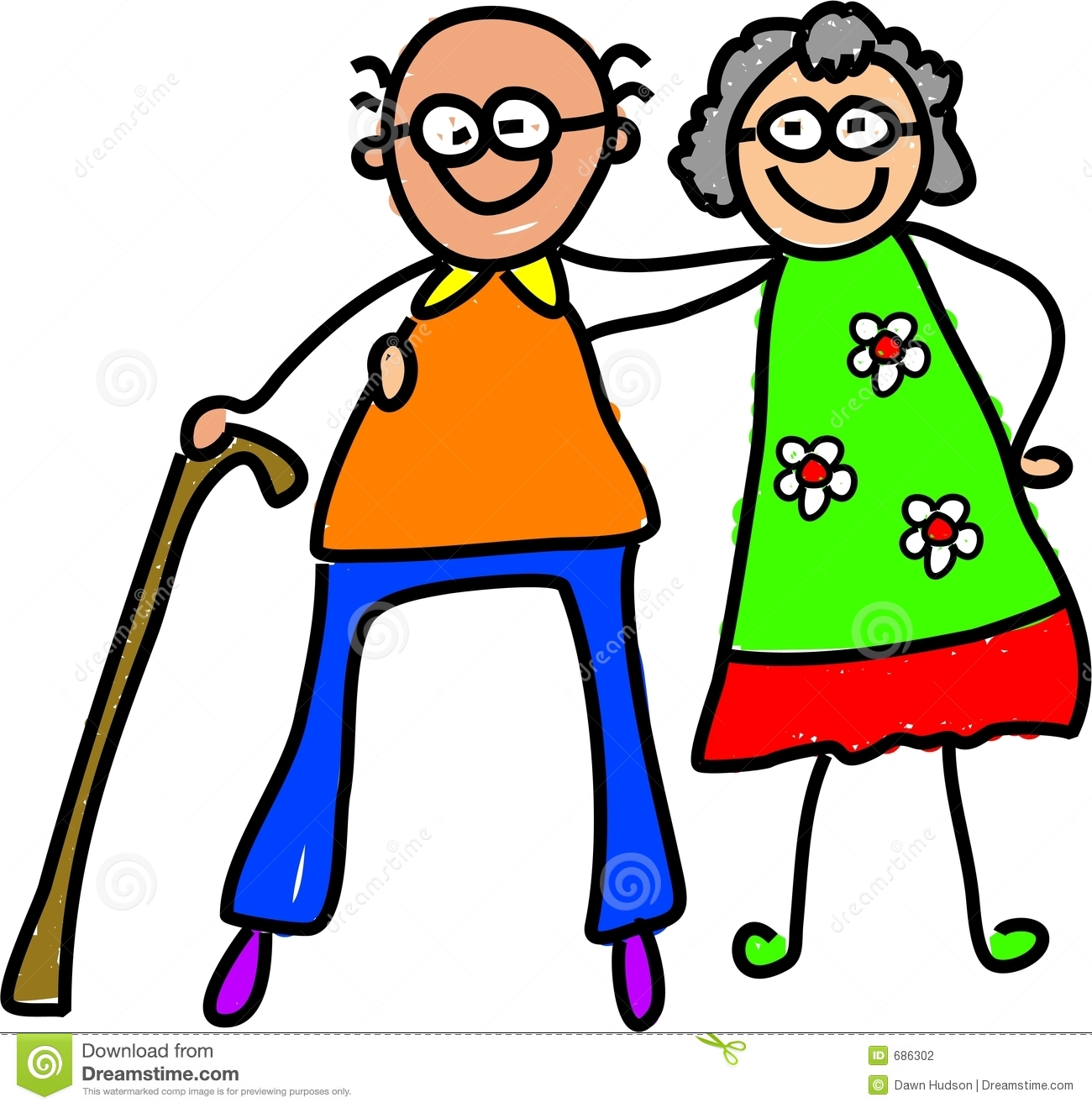 Groeltern und enkel clipart banner royalty free Grandparents Stock Illustrations – 3,164 Grandparents Stock ... banner royalty free