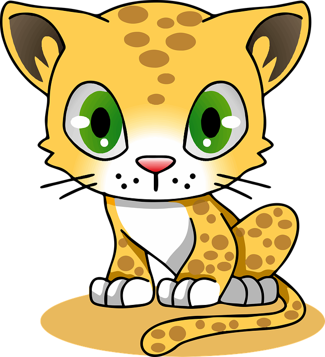 Groovy cat clipart clip art royalty free library Daily Groovy: The Cheetah Quote — Steemit clip art royalty free library