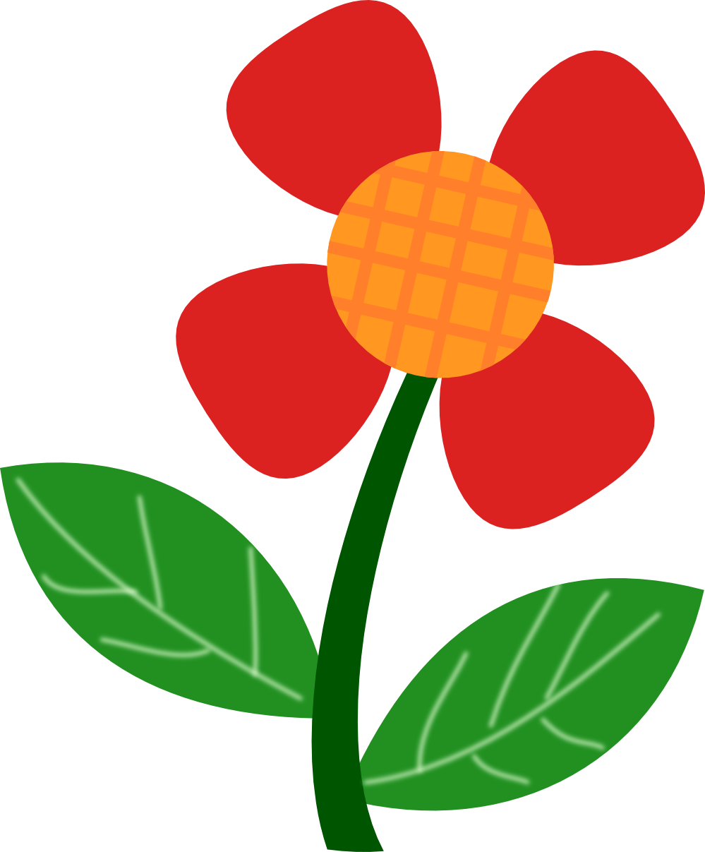 Groovy flower clipart jpg transparent library School Flower Cliparts - Cliparts Zone jpg transparent library