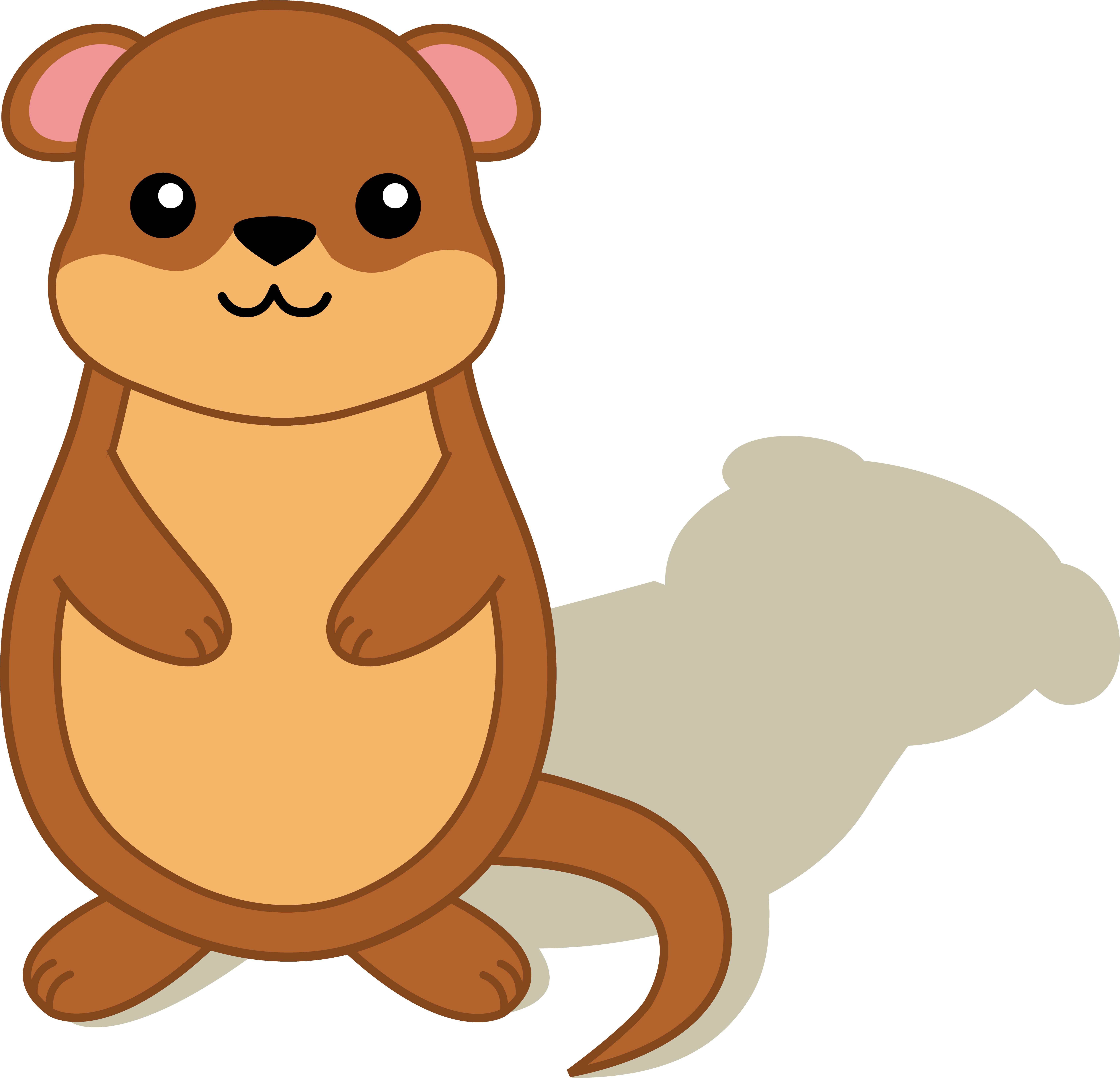Groundhog cartoon clipart free download Free Groundhog Cliparts, Download Free Clip Art, Free Clip Art on ... free download