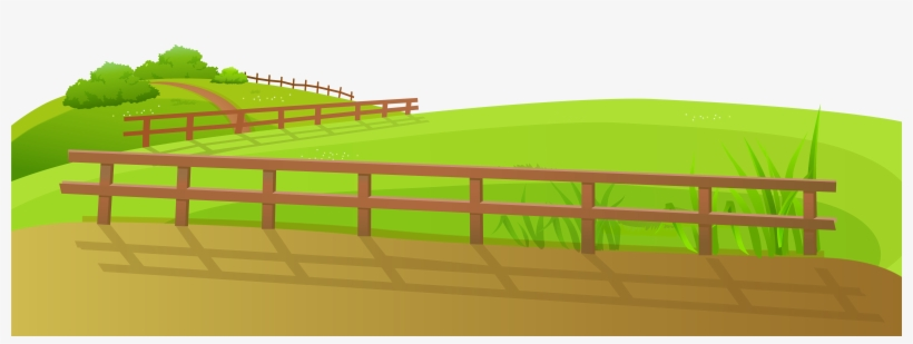 Grounding clipart clipart royalty free download Grass Ground With Fence Png Clip Art Image - Grass Ground Clipart ... clipart royalty free download